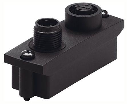 Festo Sub-D to M12 5 pin Adapter for Profibus