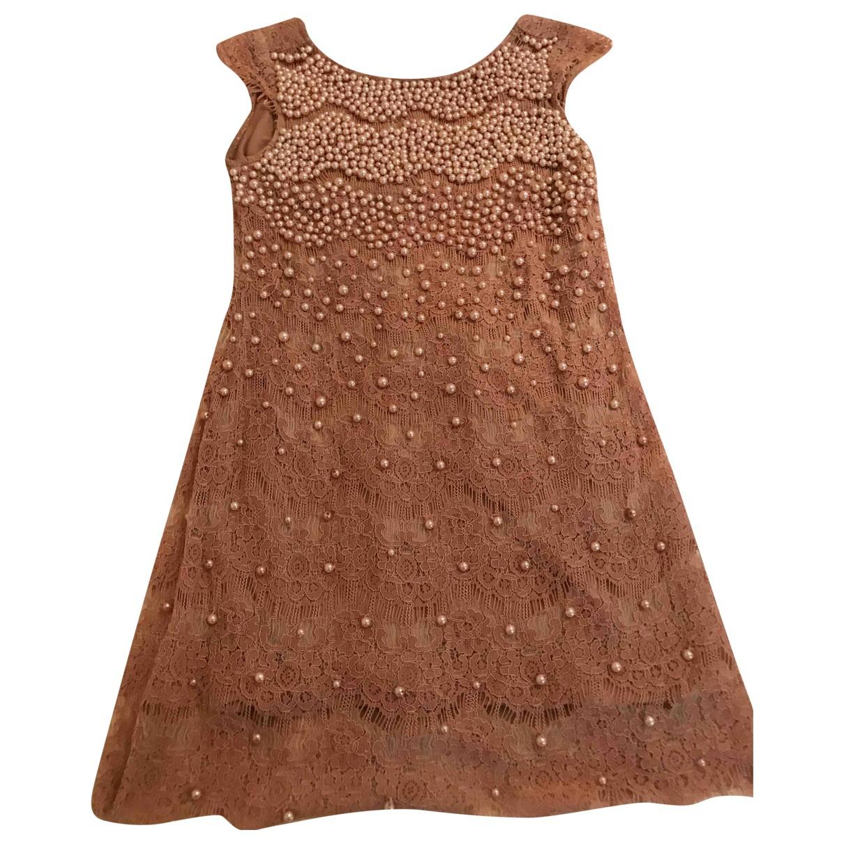 Mangano - Robe   pour femme - rose