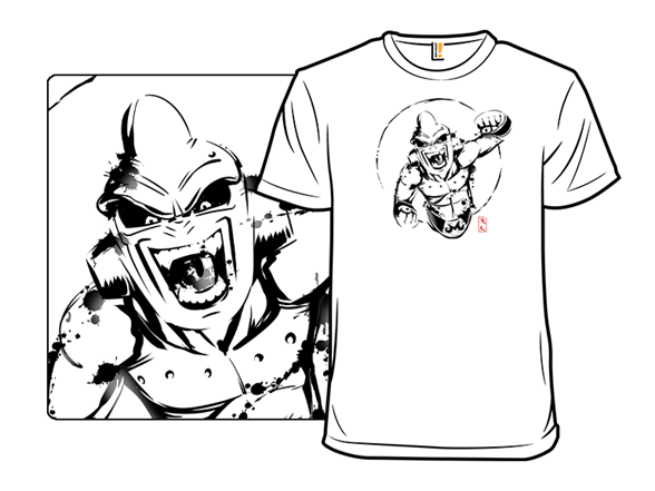 Demon Warrior T Shirt