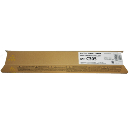 Ricoh 841593 Original Yellow Toner Cartridge