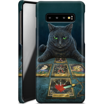 Samsung Galaxy S10 Plus Smartphone Huelle - The Medium von Lisa Parker