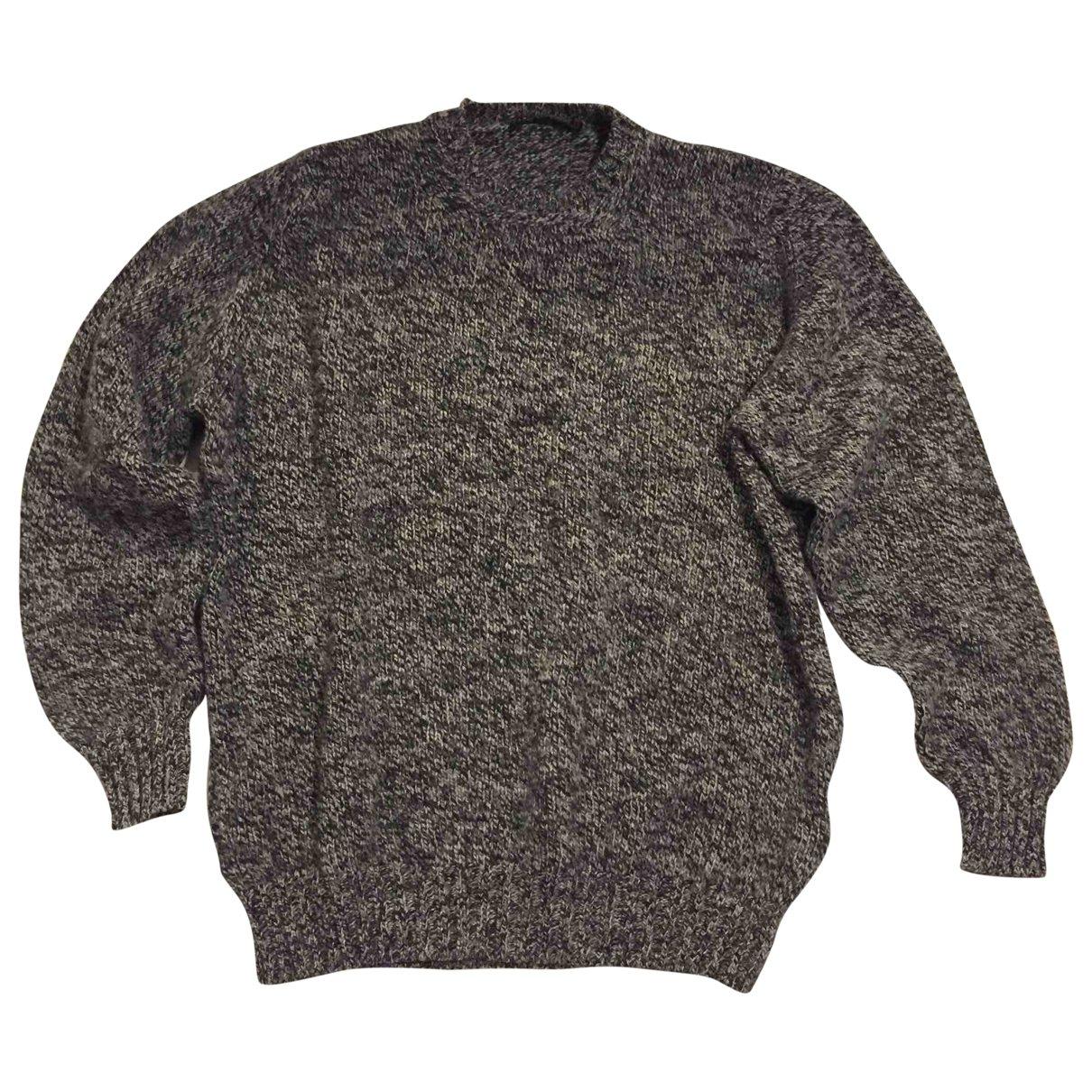 - Pulls.Gilets.Sweats   pour homme en laine - anthracite