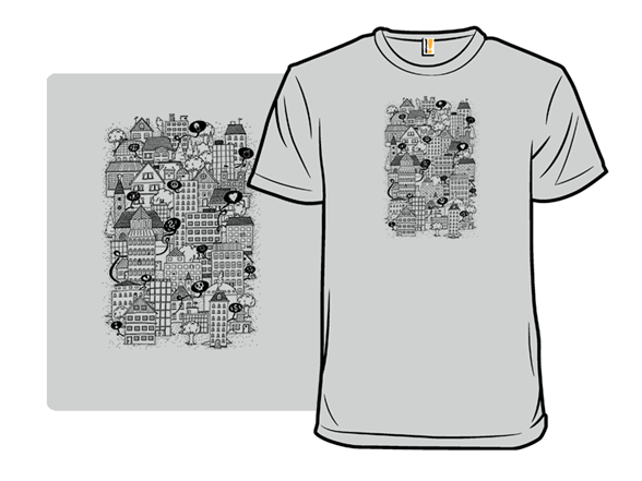 The Sound Of The City T Shirt