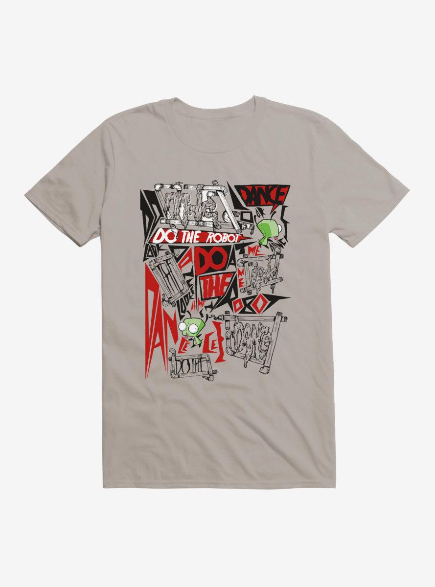 Invader Zim Do The Robot T-Shirt
