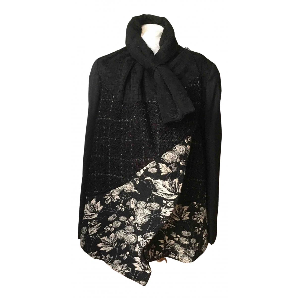 Antonio Marras \N Multicolour Wool coat for Women 44 IT