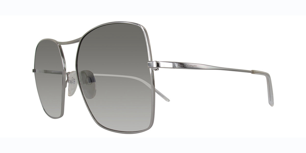 Ana Hickmann AH3193 03A Women's Sunglasses Silver Size 58