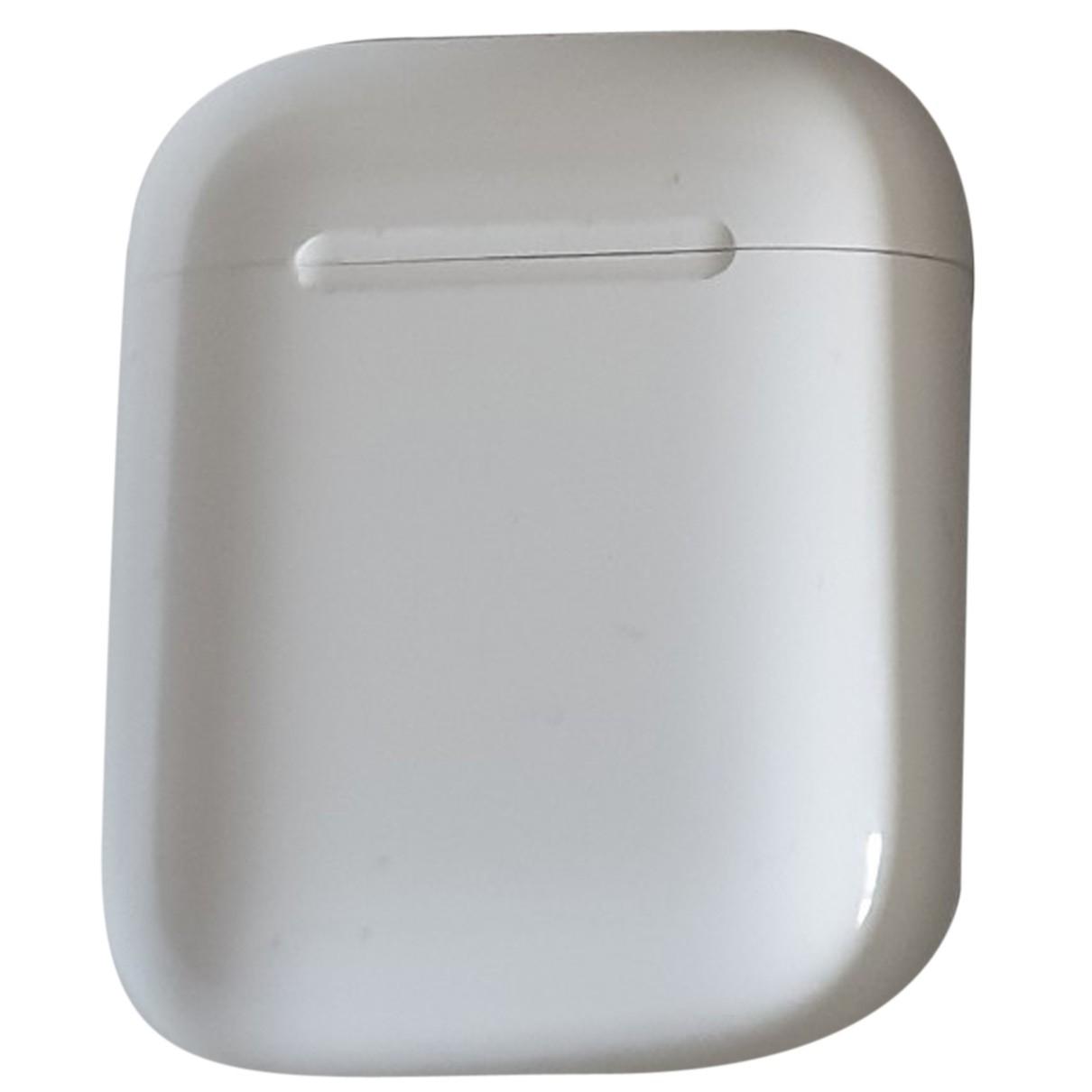 Apple - Accessoires   pour lifestyle en acier - blanc