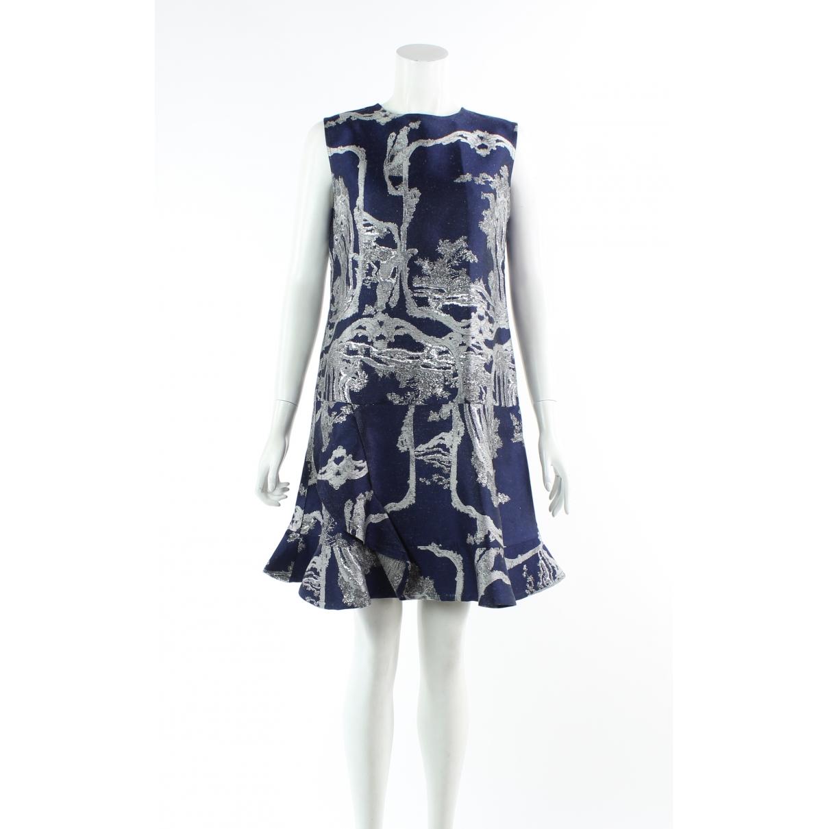 Michael Van Der Ham \N Navy dress for Women 8 UK