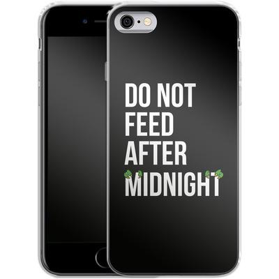 Apple iPhone 6 Silikon Handyhuelle - After Midnight von caseable Designs