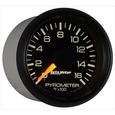 Auto Meter Factory Match GM EGT / Pyrometer - 8344