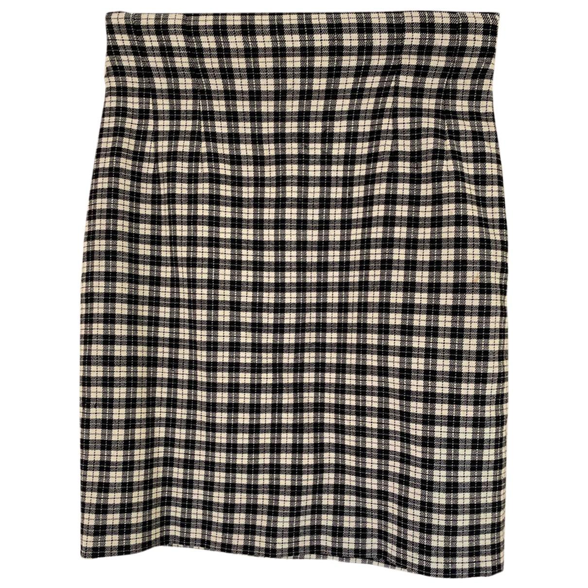 Georges Rech - Jupe   pour femme en laine - noir