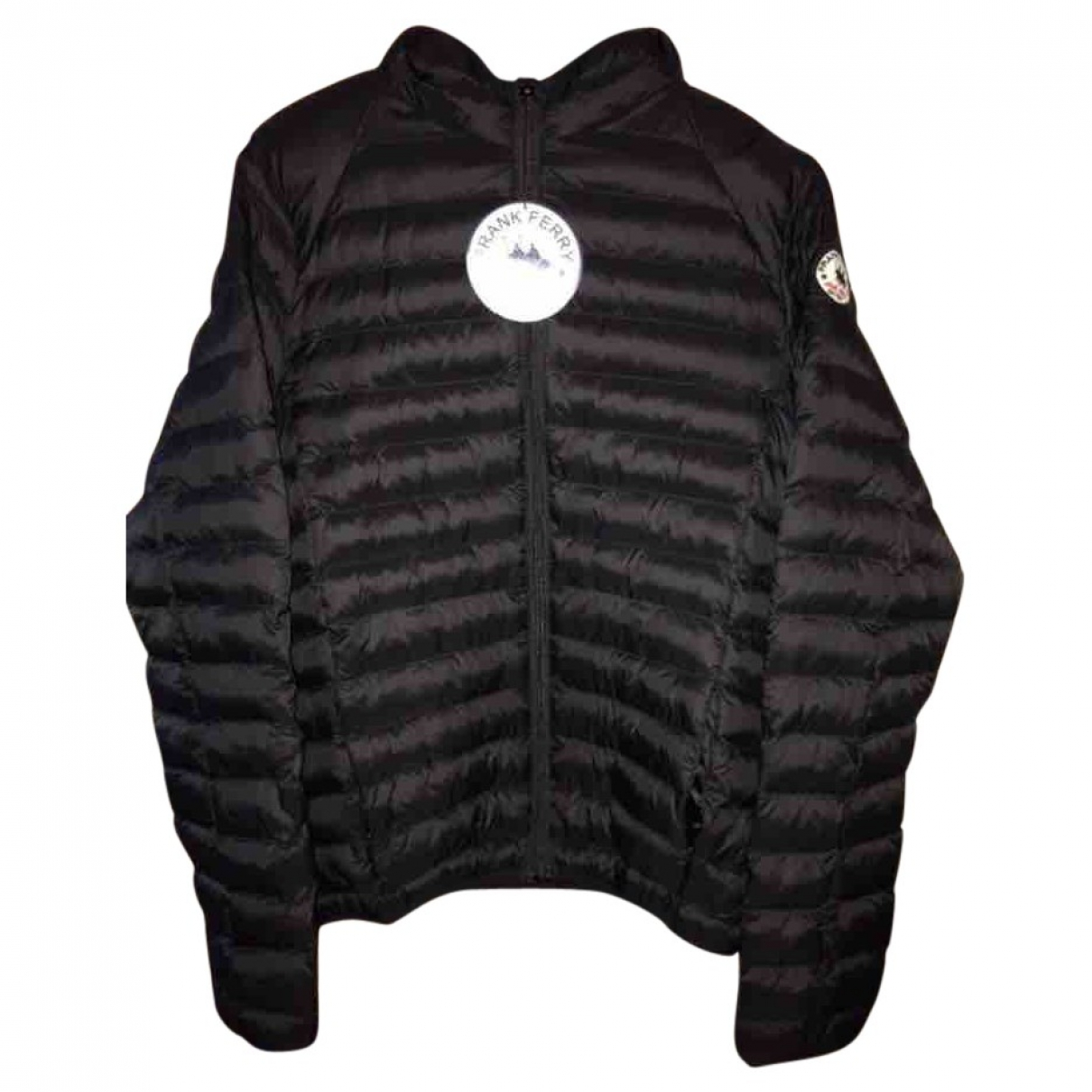Non Signé / Unsigned \N Black jacket  for Men L International