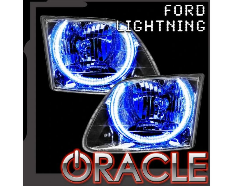 Oracle Lighting 1312-333 LED Halo Kit ColorSHIFT 2.0 Ford F-150 1999-2004