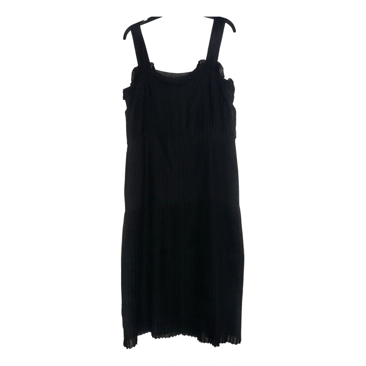 Marni \N Black Silk dress for Women 40 IT
