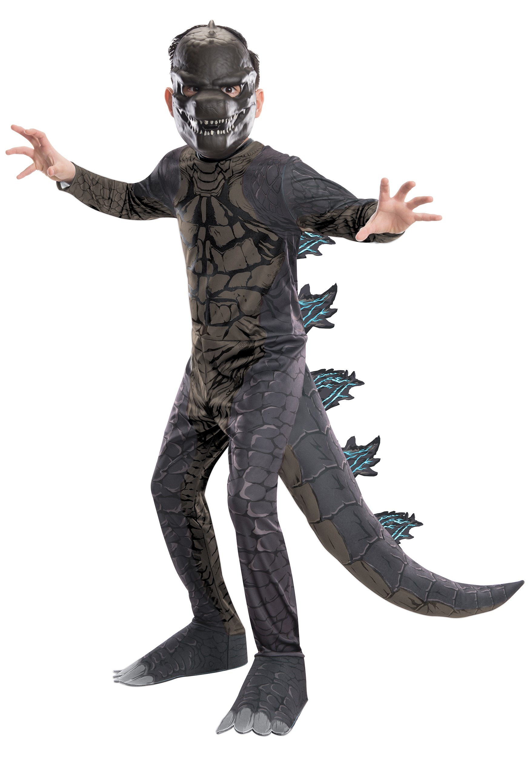 Godzilla King of the Monsters Classic Costume for Kids