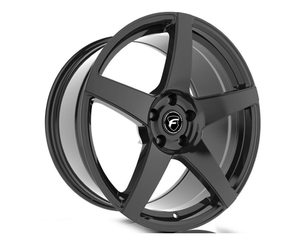 Forgestar F21180066P42 CF5 Deep Concave Wheel 18x10 5x114.3 42mm Gloss Black