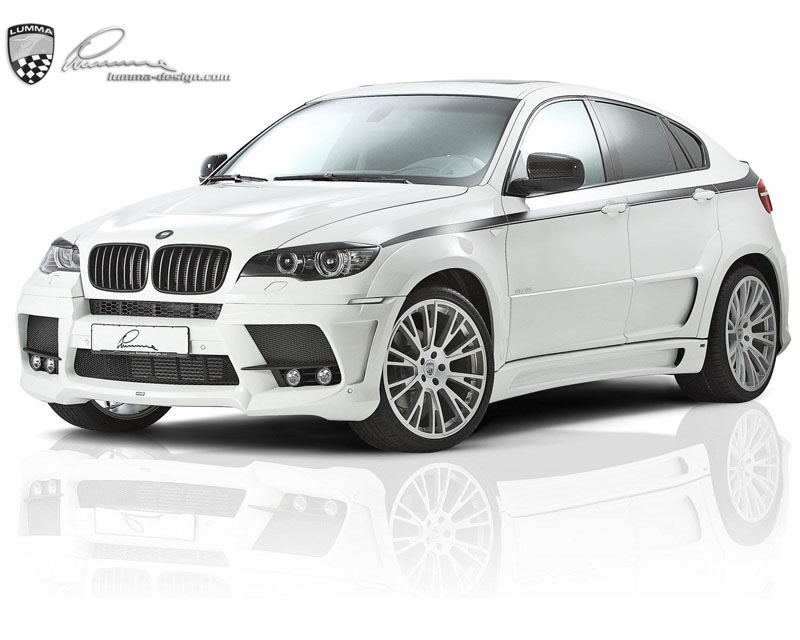LUMMA Front Kidney Grill for BMW X6 09-15
