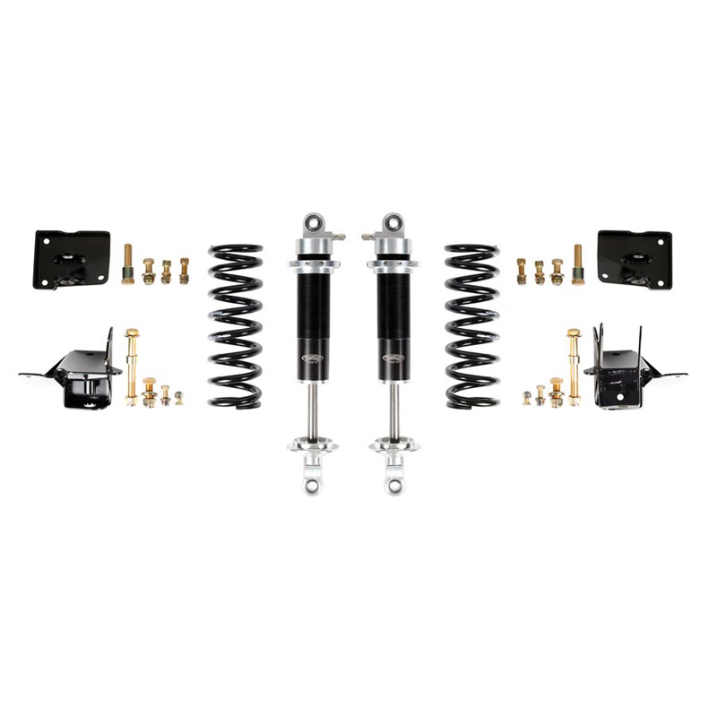 Detroit Speed 042415 Coilover Conversion Kit- Rear 1967 A-Body Wagon