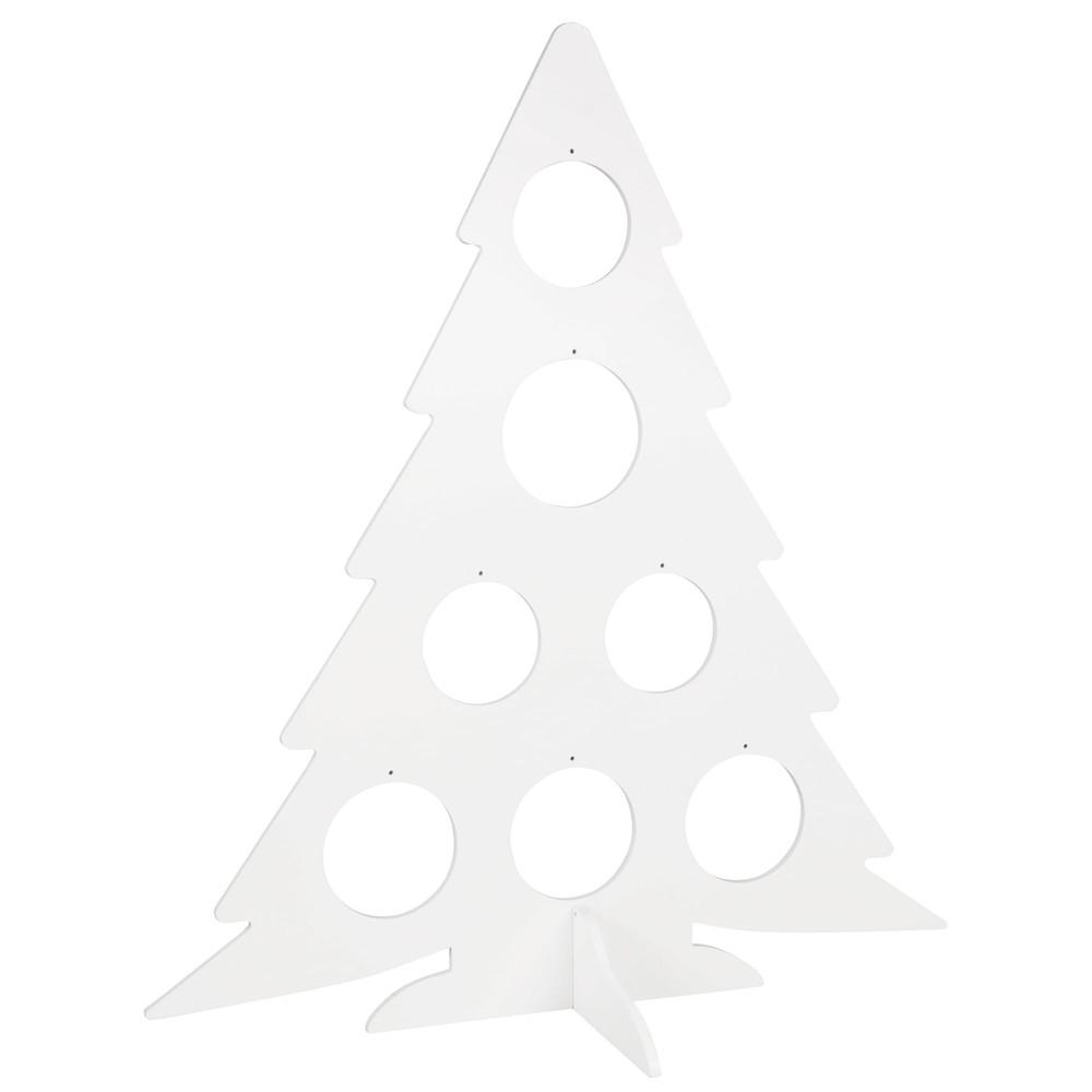 Weihnachtsbaum, weiss H80