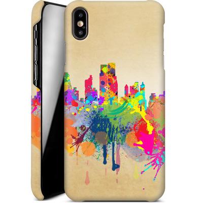 Apple iPhone XS Max Smartphone Huelle - New York Skyline von Mark Ashkenazi