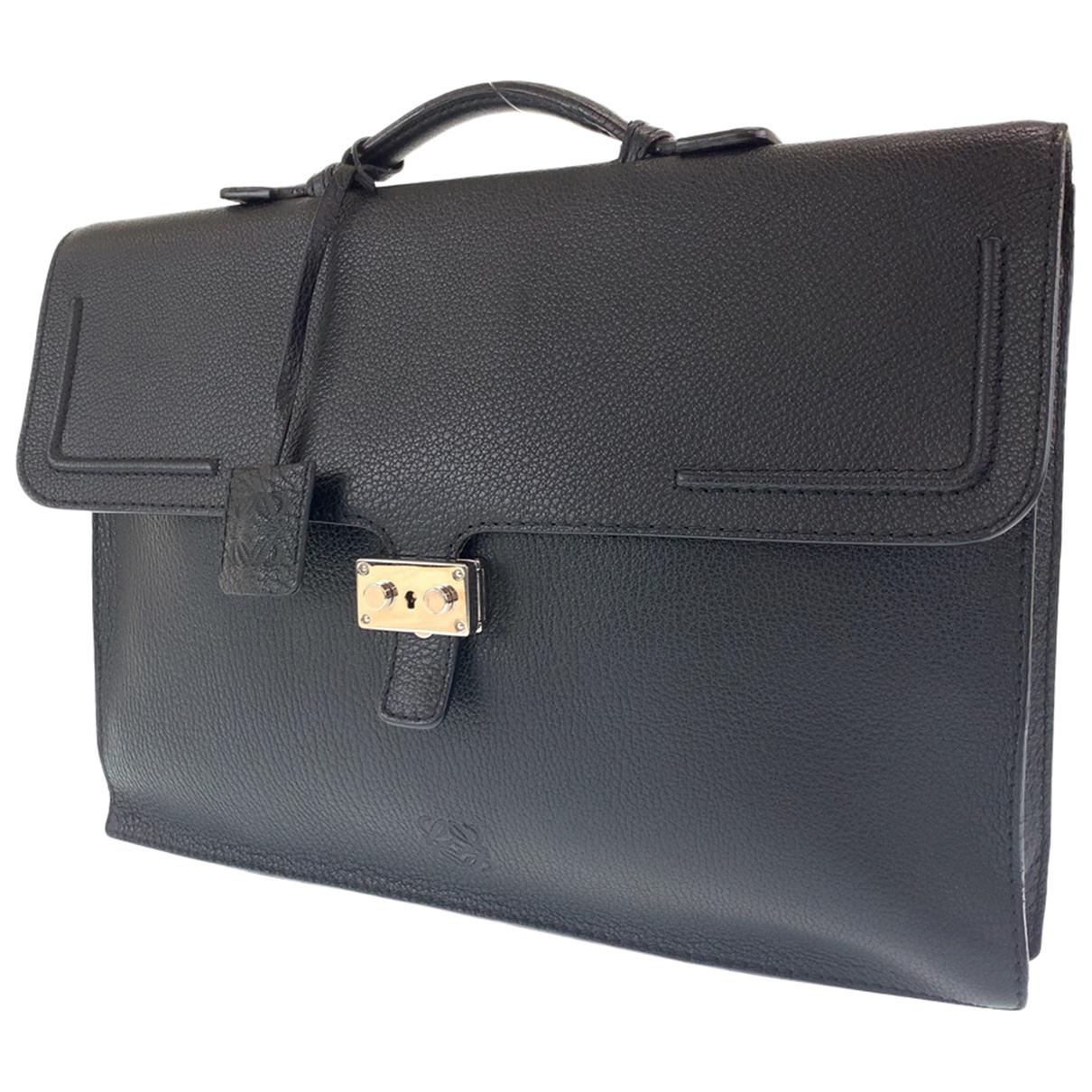 Loewe \N Taschen in Leder