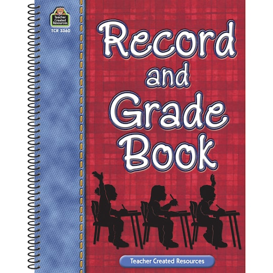 Record & Grade Book, 4 ct By Teacher Created Resources | Michaels®