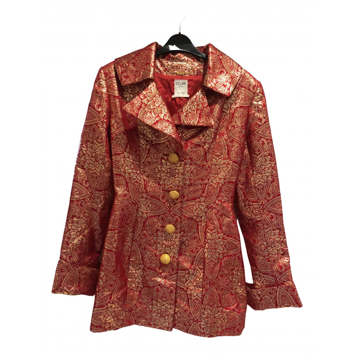 Celine - Veste   pour femme - rouge