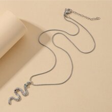 Maenner SerStifttine Charm Halskette