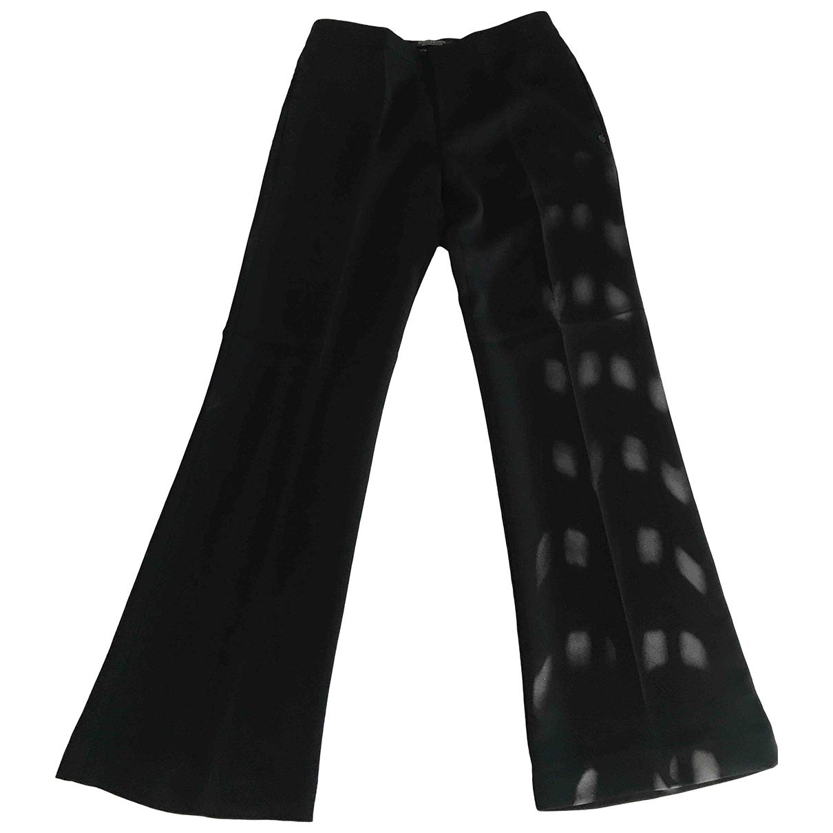 Scotch & Soda \N Black Trousers for Women 1 0-5