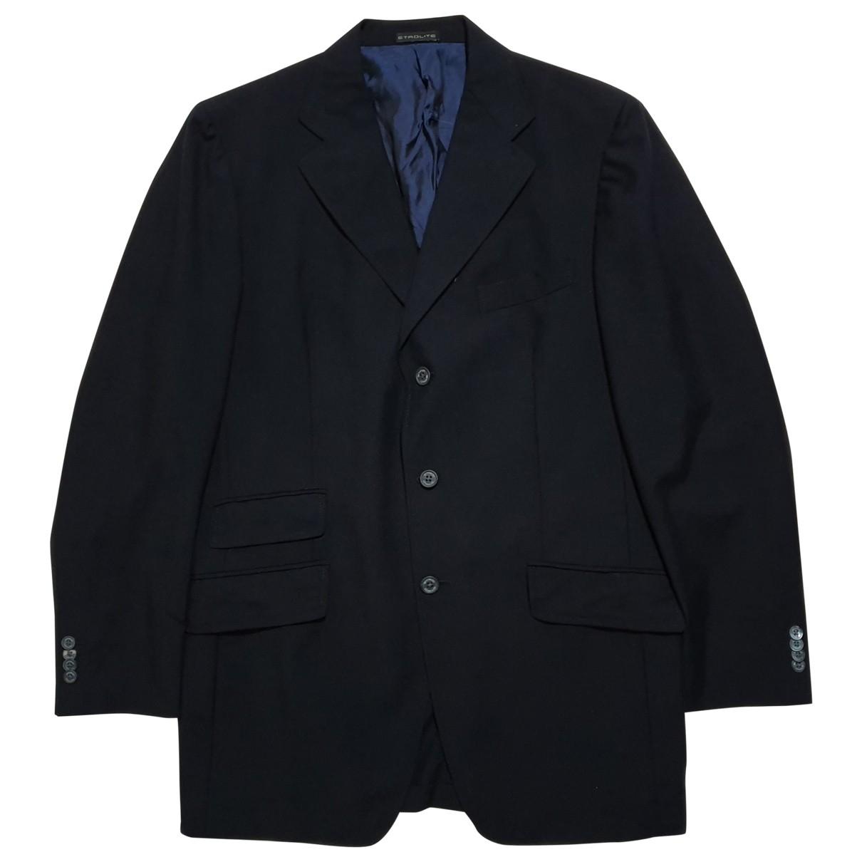 Etro - Vestes.Blousons   pour homme en laine - noir