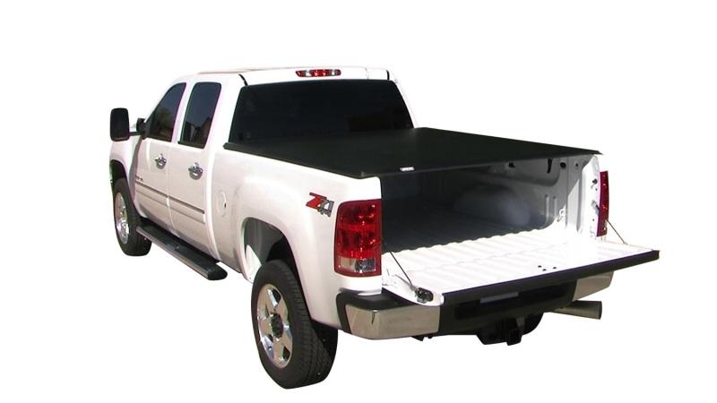 Tonno Pro HF-165 6ft Fleetside Hard Fold Tonneau Cover  Chevrolet | GMC 2015-2020