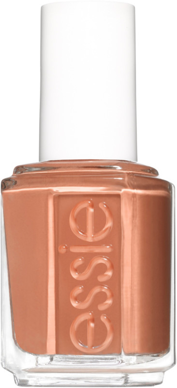 Rocky Rose Nail Polish Collection - Cliff Hanger (milky brown nude cream)