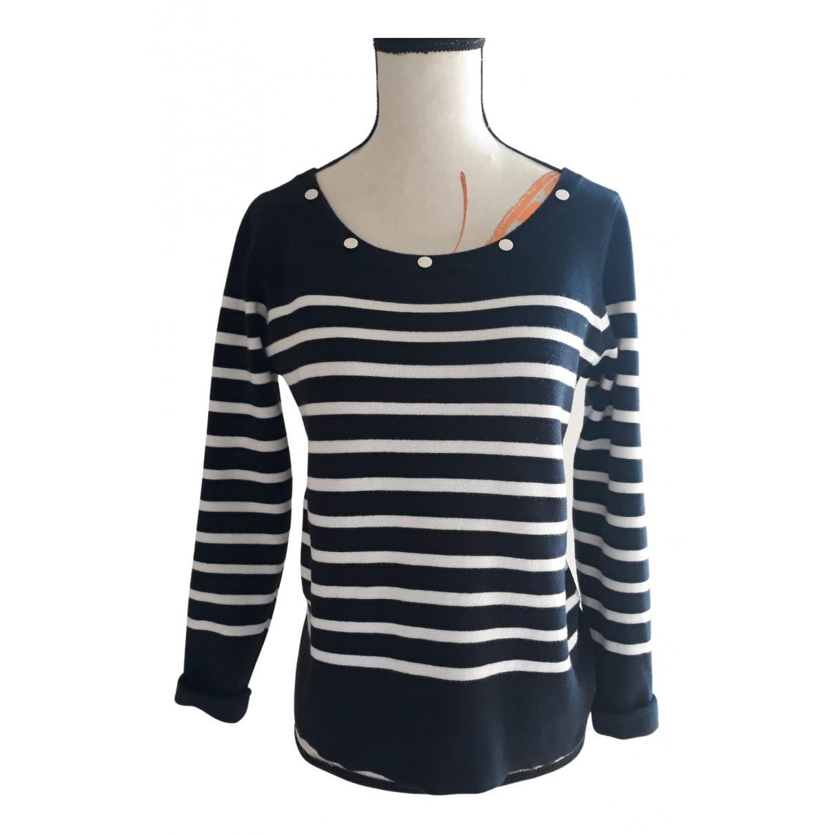 Claudie Pierlot N Navy Cotton Knitwear for Women 36 FR