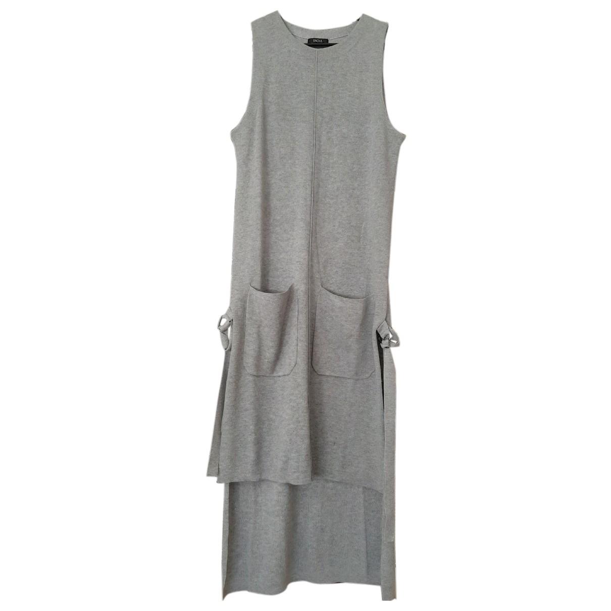 Raoul N Grey Silk jacket for Women S International