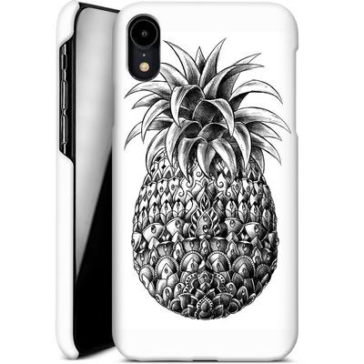 Apple iPhone XR Smartphone Huelle - Ornate Pineapple von BIOWORKZ