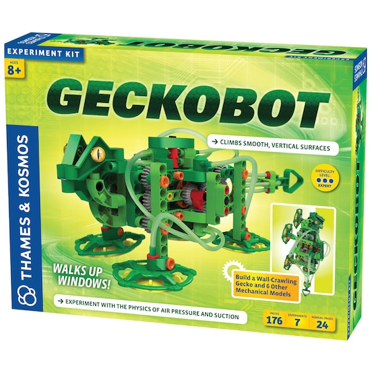 6 Pack: Thames & Kosmos Geckobot Experiment Kit By Thames And Kosmos | Michaels®