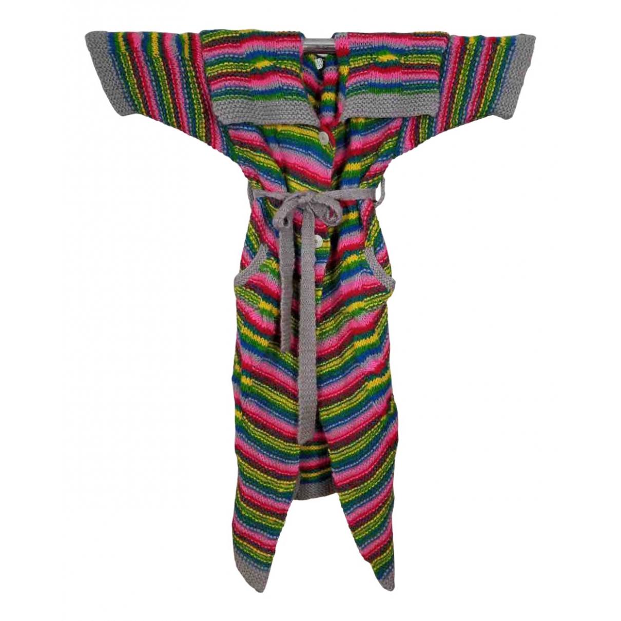 Kansai Yamamoto - Pulls.Gilets.Sweats   pour homme en laine - multicolore