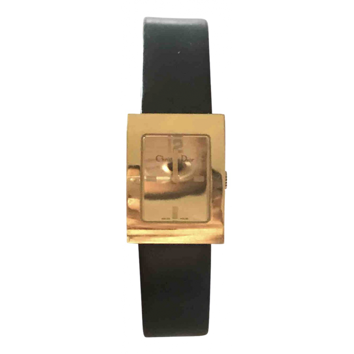 Dior \N Uhr in Stahl
