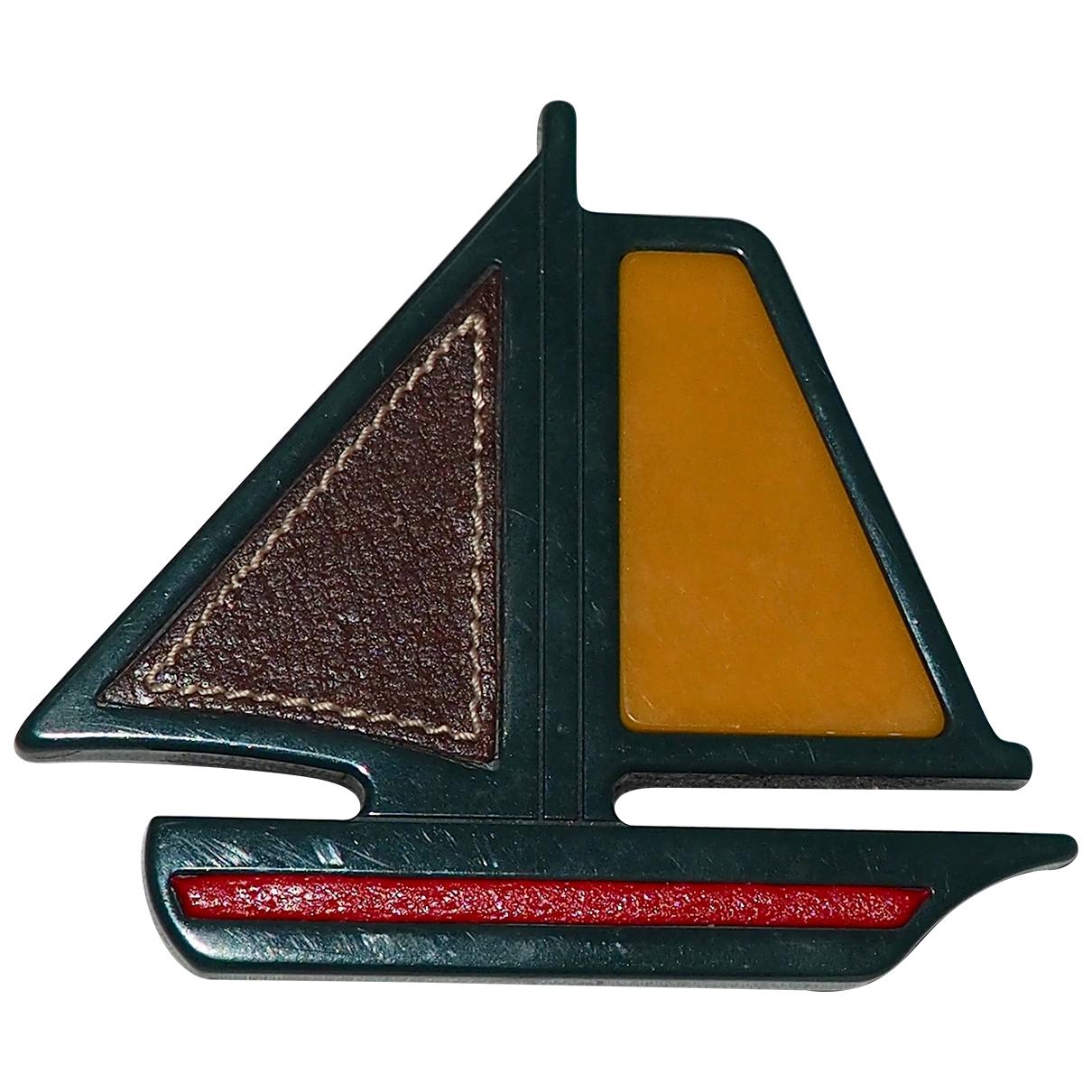Prada \N Green Pins & brooches for Women \N