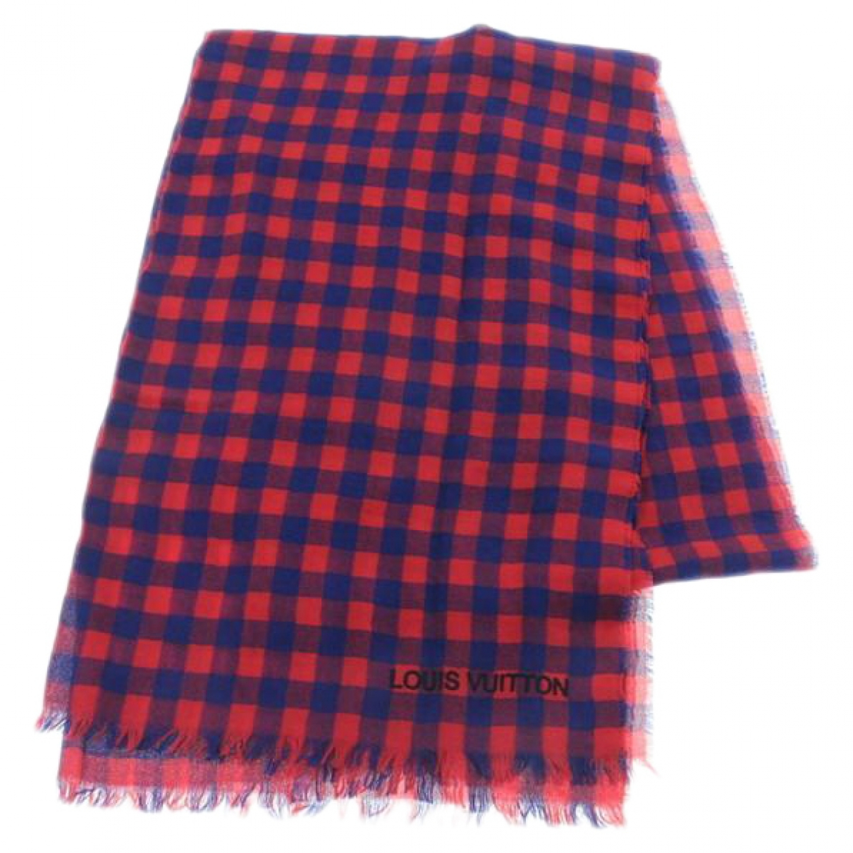 Pañuelo / bufanda de Seda Louis Vuitton