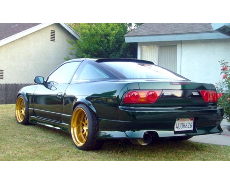 JP Type 2 Side Skirts Nissan 180SX S13 89-94
