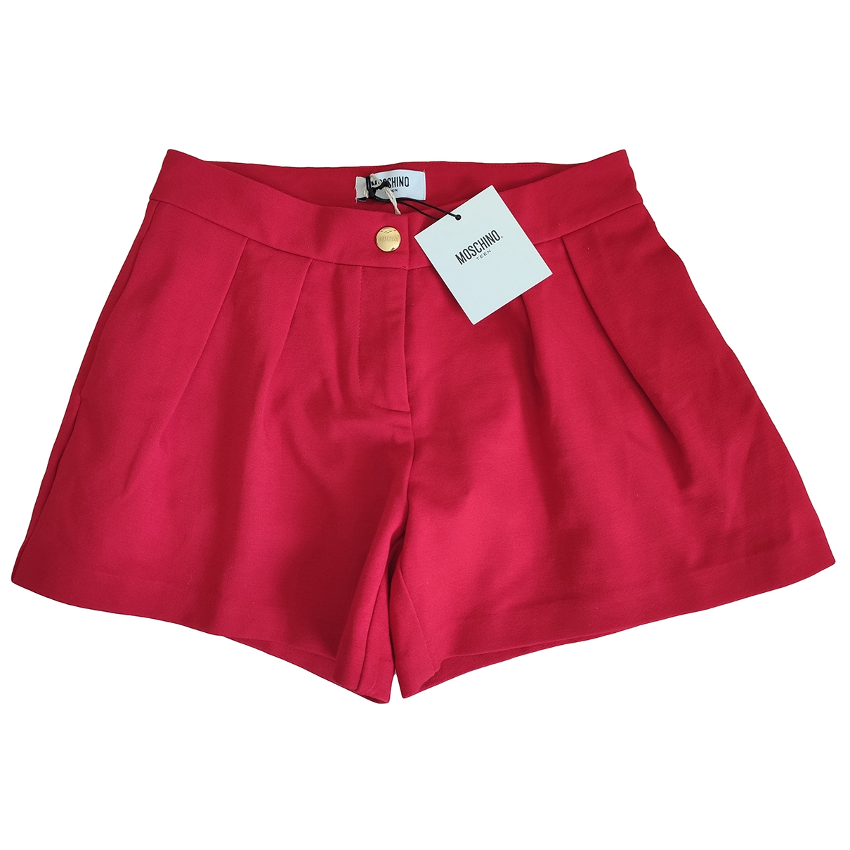 Moschino \N Red Cloth Shorts for Kids 10 years - up to 142cm FR