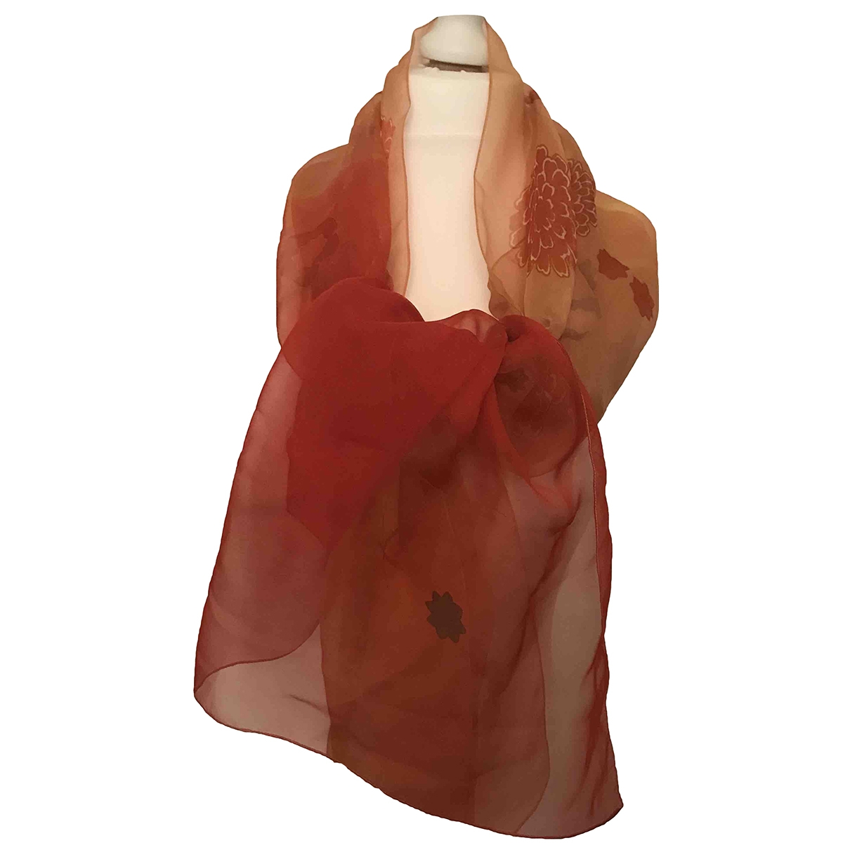 Pañuelo de Seda Longchamp