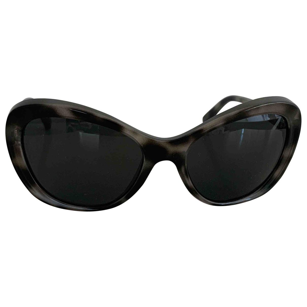 D&g \N Sonnenbrillen in  Grau Kunststoff