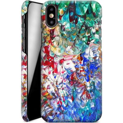 Apple iPhone XS Smartphone Huelle - Macro 10 von Gela Behrmann