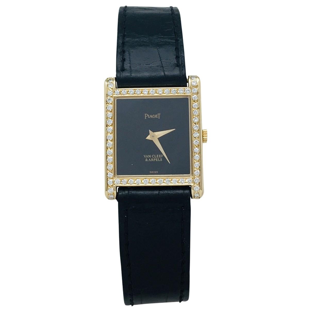 Reloj de Oro amarillo Van Cleef & Arpels