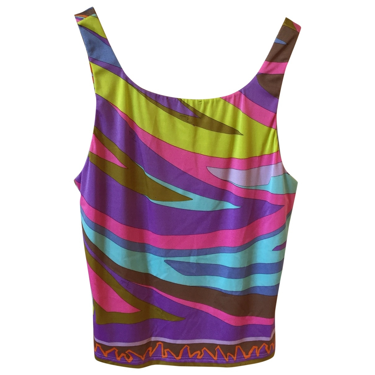 Emilio Pucci \N Multicolour  top for Women 46 IT