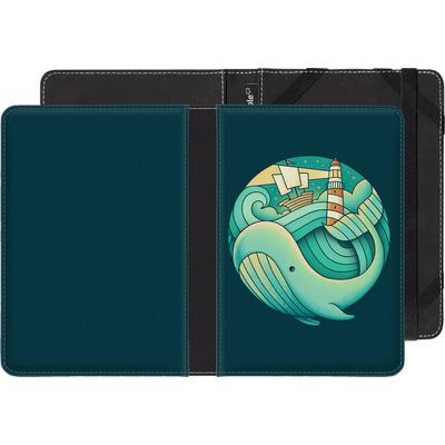 tolino shine 2 HD eBook Reader Huelle - Into The Ocean von Enkel Dika