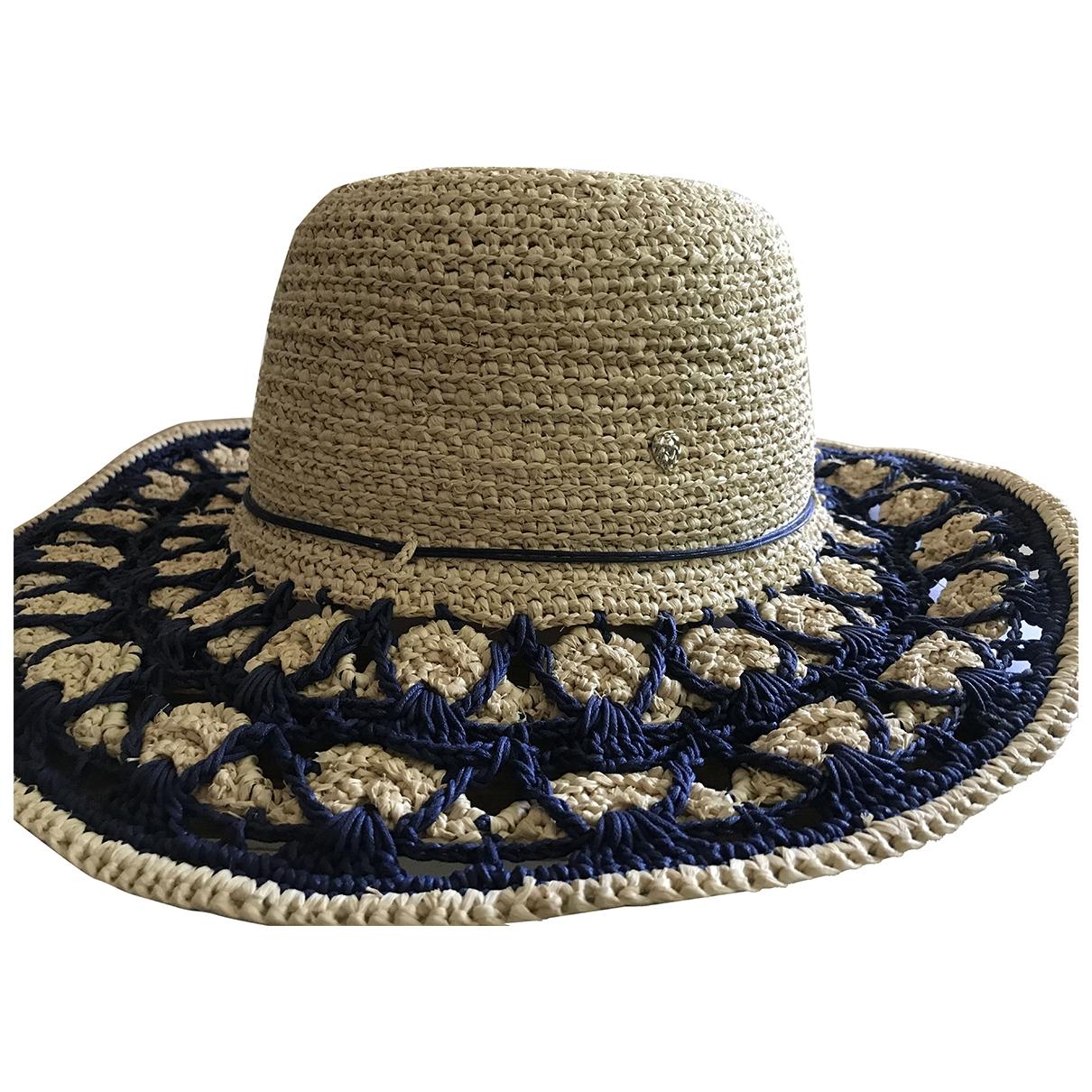 Helen Kaminski - Chapeau   pour femme en autre - beige