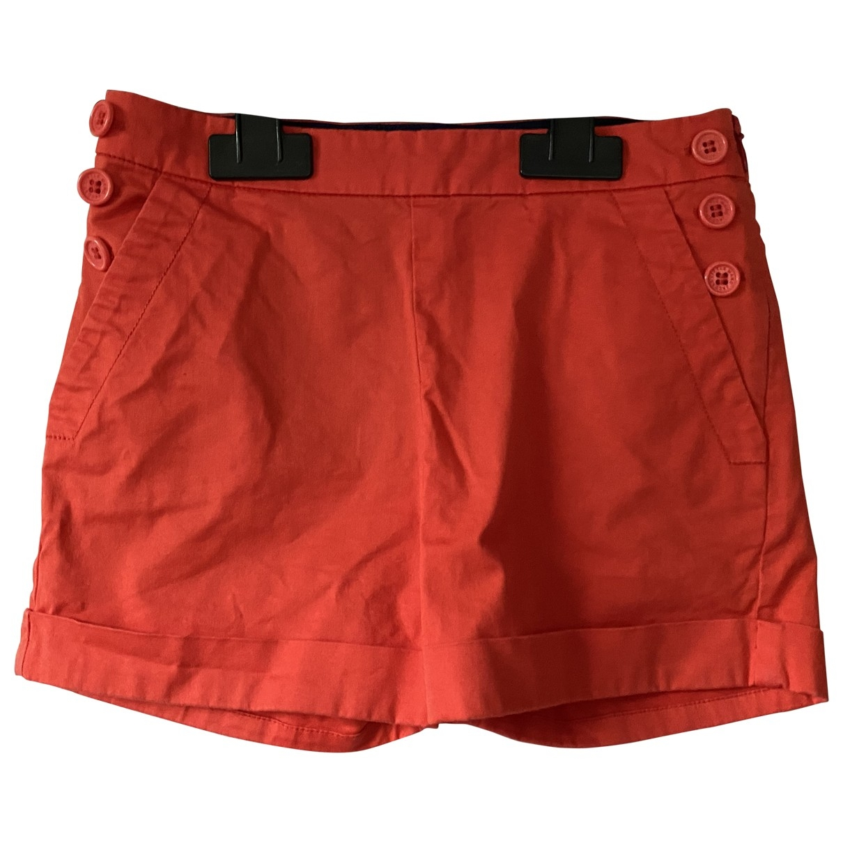 Marc Jacobs - Short   pour enfant en coton - orange